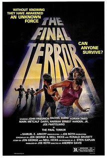 Terror final (The Final Terror (Bump in the Night) )
