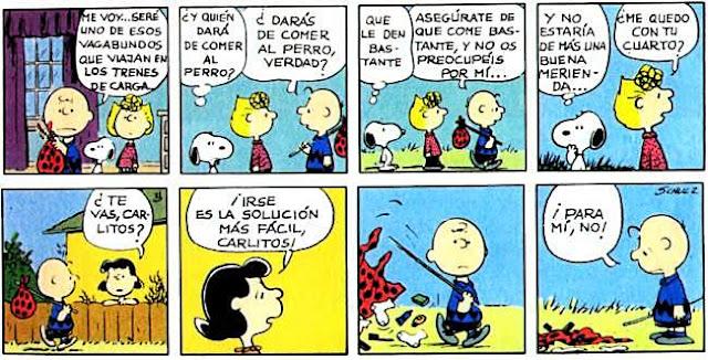 Snoopy y sus amigos: