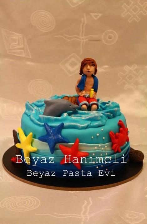 Yüzücü Pastası