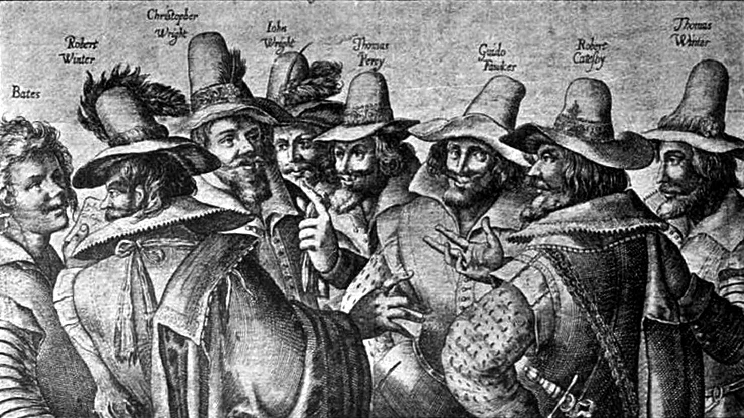 a biography of guy fawkes the conspirator in the gunpowder plot of 1605 Guy fawkes facts & worksheets guy fawkes was one of the english catholics who was responsible for the gunpowder plot in london, 1605 guy fawkes said that 36.