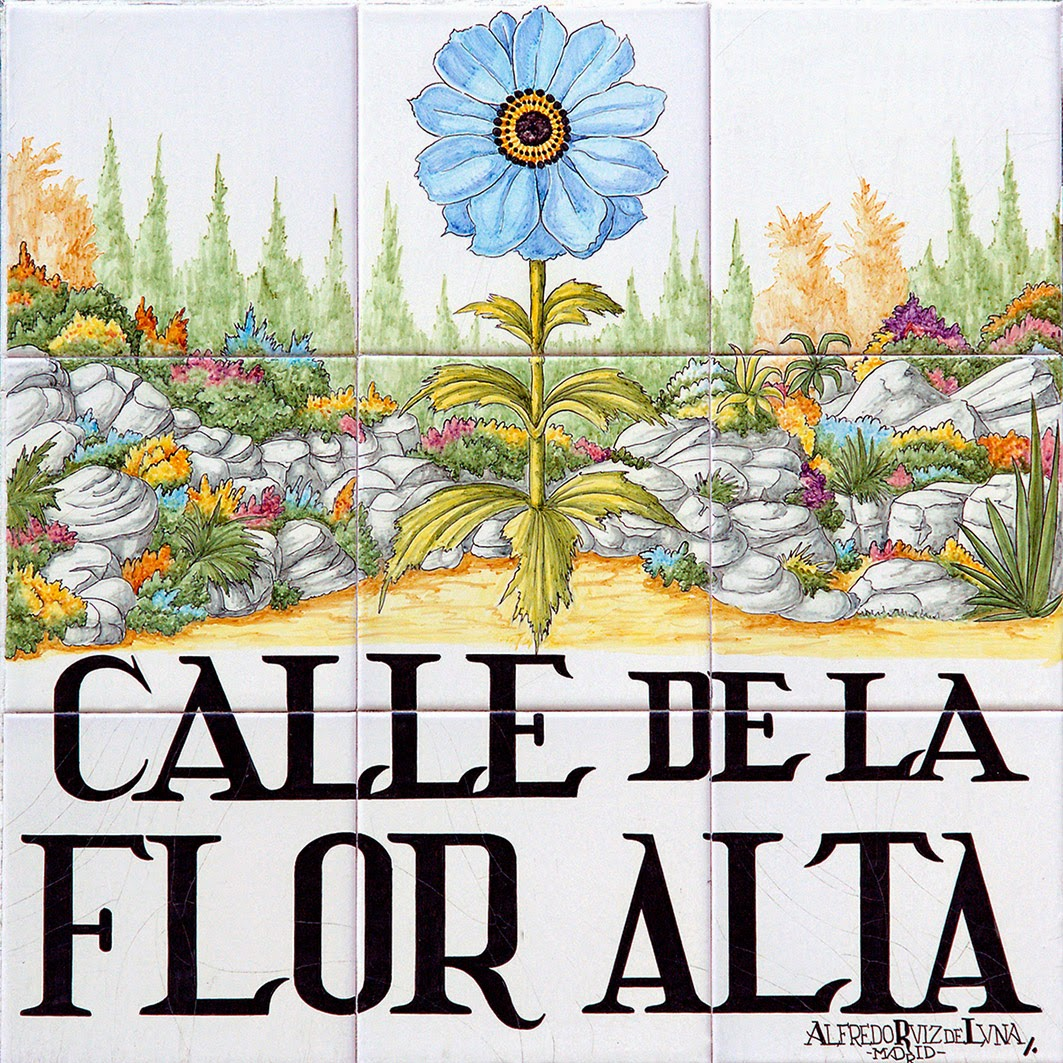 Calle de la Flor Alta