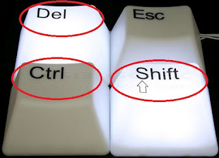 Ctrl+Shift+Del-borrar-cookies
