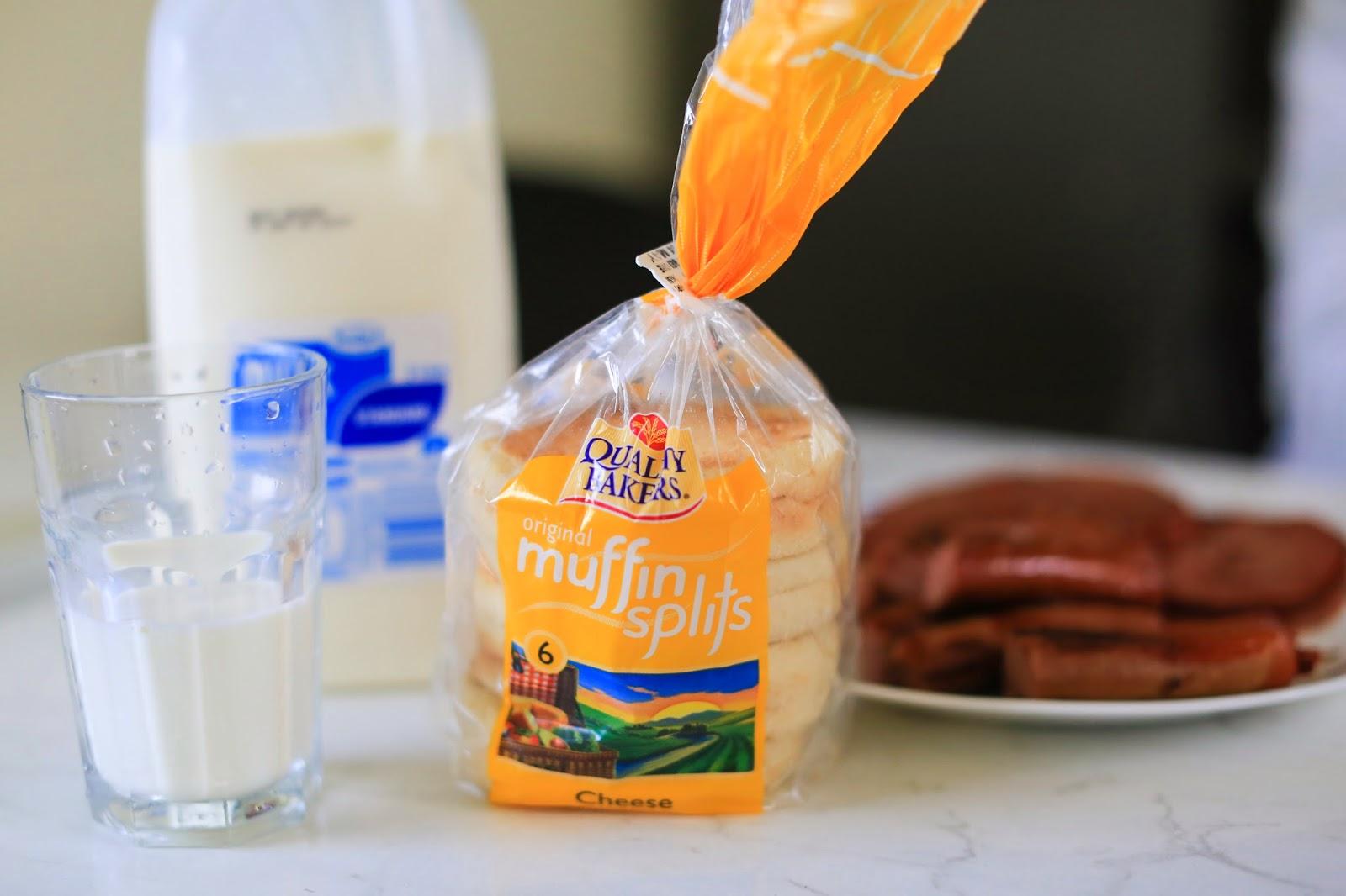 english muffin singapore