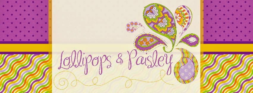 Lollipops & Paisley
