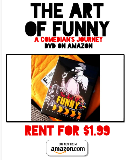 STAND-UP COMEDY DVD