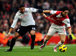 Prediksi Arsenal vs Fulham November 2012