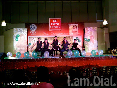 "Diana Stalder by Dermaline SM Lucena Branch 1st Year Anniversary, ""Dance Your Skin"" 7"