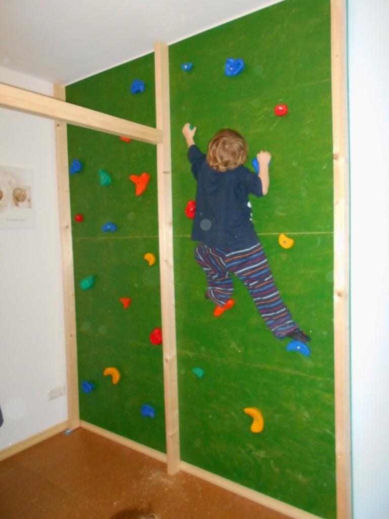 Näh hummel: ein kletterzimmer braucht das kind
