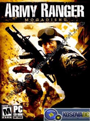 Free Download Games - Army Ranger Mogadishu