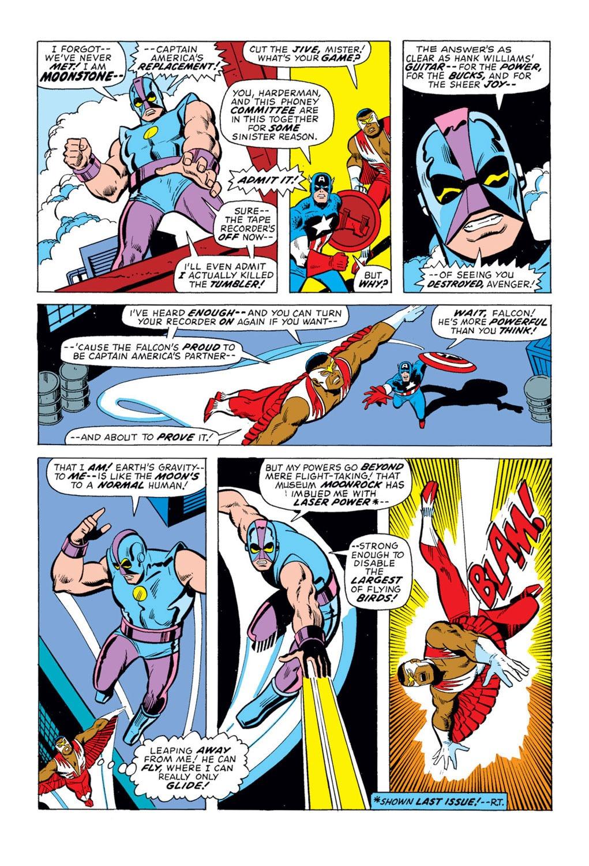Captain America (1968) Issue #171 #85 - English 19
