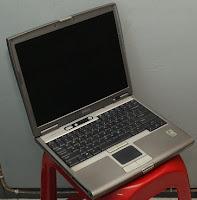 Jual Laptop Dell D610 Bekas