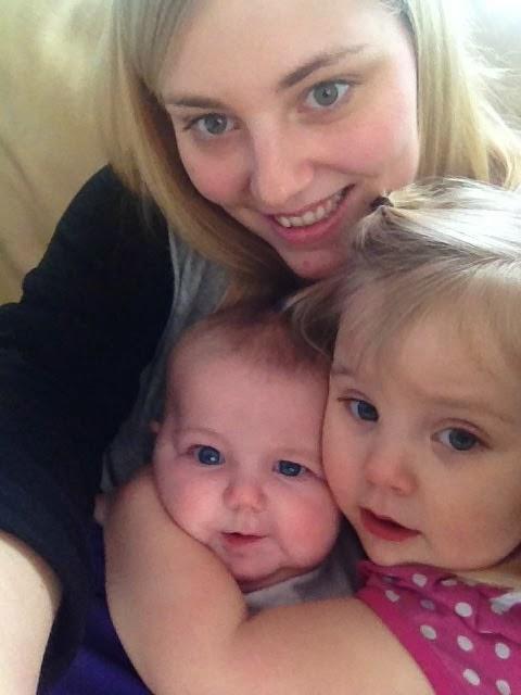 Kramkalas med tjejerna