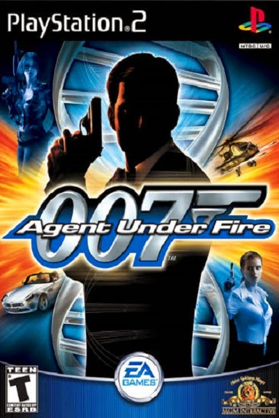 Juegos Para Play Station 007: Agent Under Fire PS2