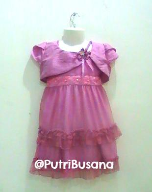 putri busana | dress pesta borero
