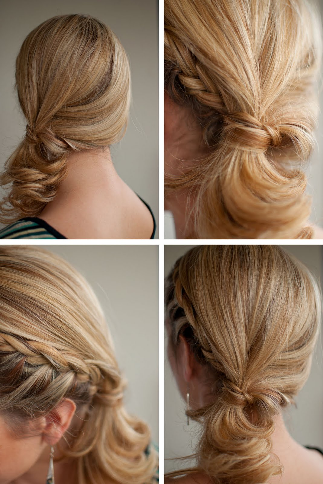 Hairstyles In Ponytails : Latest Ponytail Hairstyles For Prom ~ Prom Hairstyles