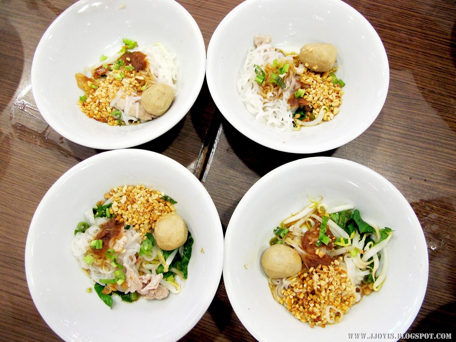 thai boat noodledry