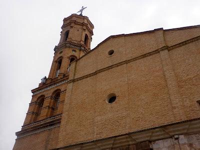 Iglesia de San Cristóbal en Muel