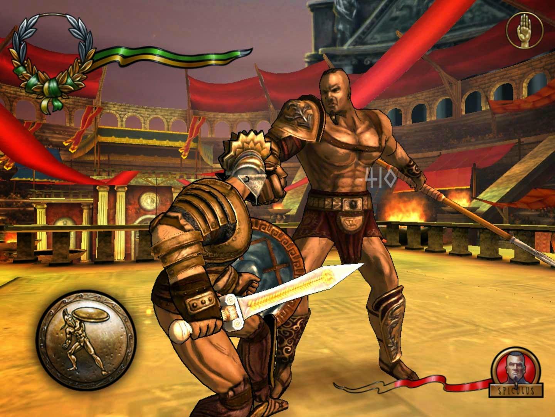 I Gladiator v1.11.021631 Apk + Mod + Data