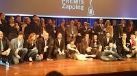Gala premios ZAPPING