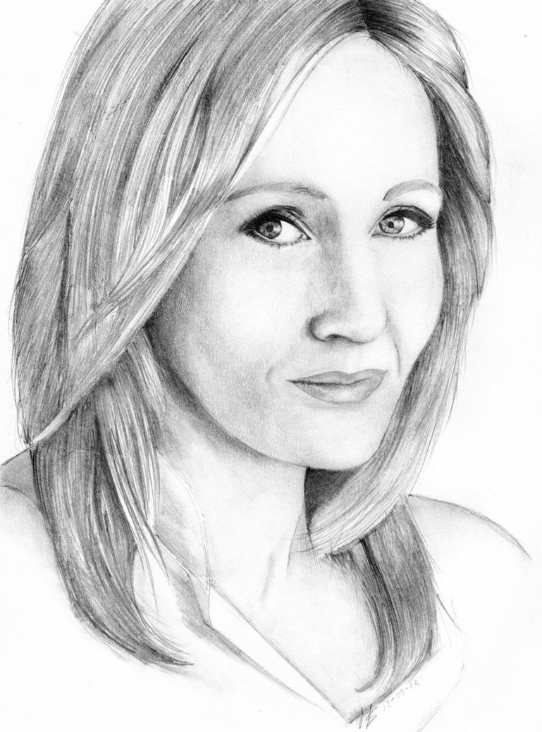 character sketch of jk rowling Played by amy poehler in a saturday night live sketch following  capturing a lot of the eccentric mannerisms and touches to rowling's character that  (jk.