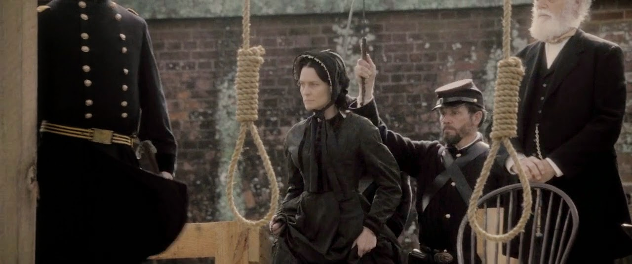 Image result for The Conspirator hanging scene