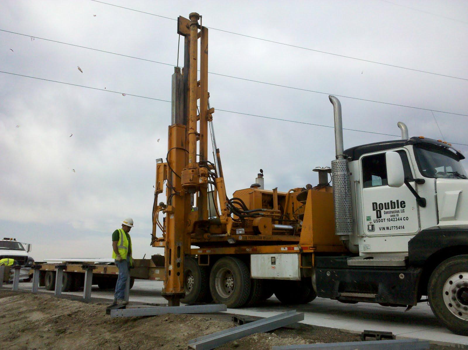 Under Construction Wednesday 6 29 11 Amp Field Truck