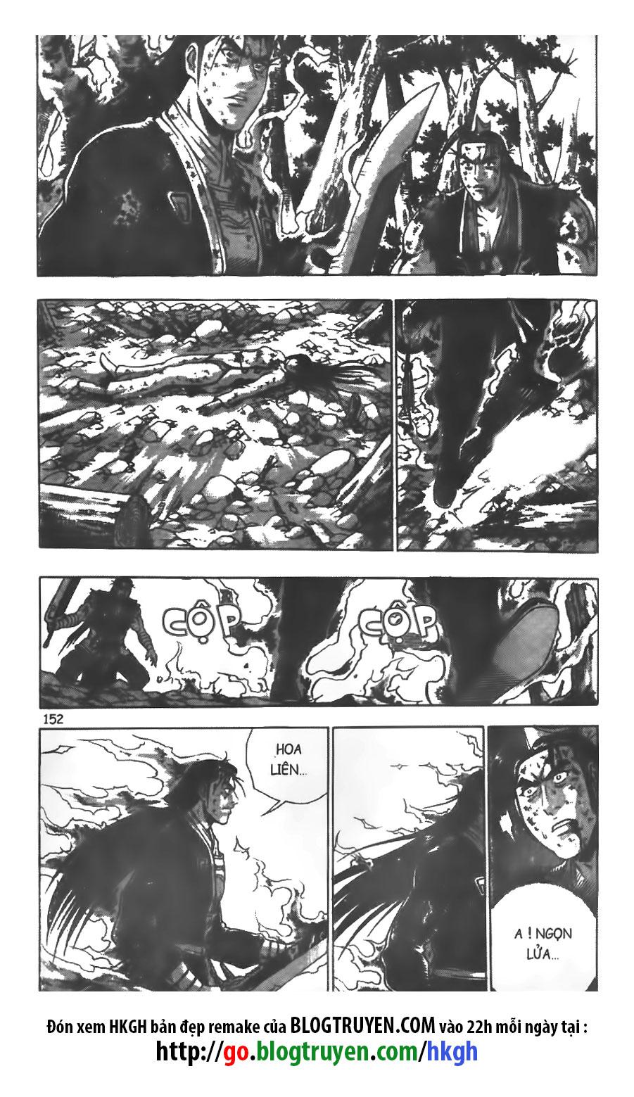Hiệp Khách Giang Hồ - Hiệp Khách Giang Hồ Chap 263 - Pic 7