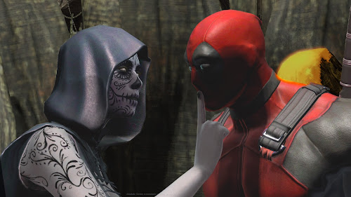 Screen Shot Of Deadpool (2013) Full PC Game Free Download At Downloadingzoo.Com