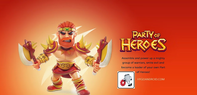 Party of Heroes v1.0.4 APK