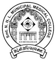 Smt. NHL Municipal Medical College Logo