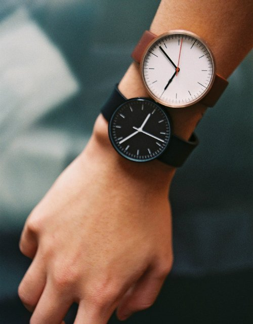 103 SERIES WATCH BY UNIFORM WARES