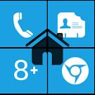 Home+8like Windows 8 APK