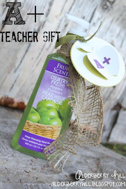 A+ Teacher Gift