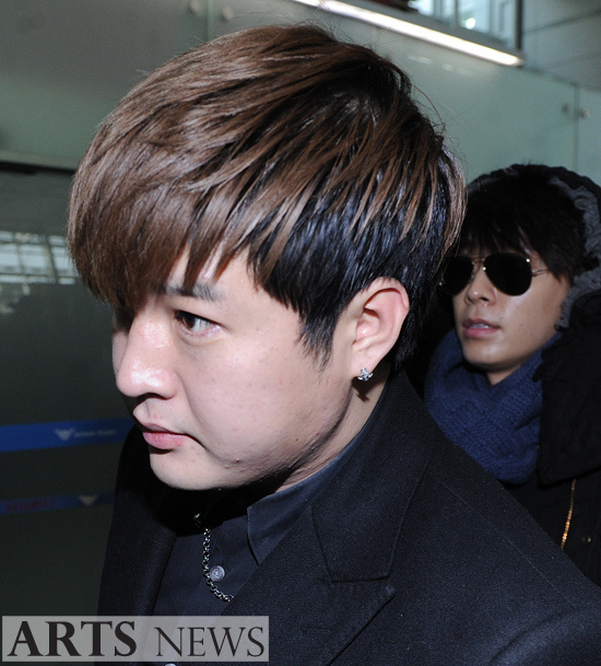 Foto Terbaru Super Junior Bandara Incheon 18