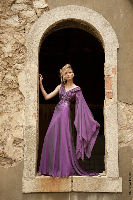 Edward Arsouni 2012 Couture Evening Dresses
