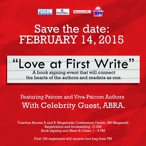 popular manila february 14 wattpad event viva psicom 39 s love at first write. Black Bedroom Furniture Sets. Home Design Ideas