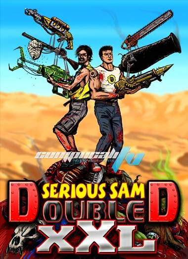 Serious Sam Double D XXL PC Full Español