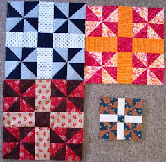 October Alternate Blocks for Saturday Sampler