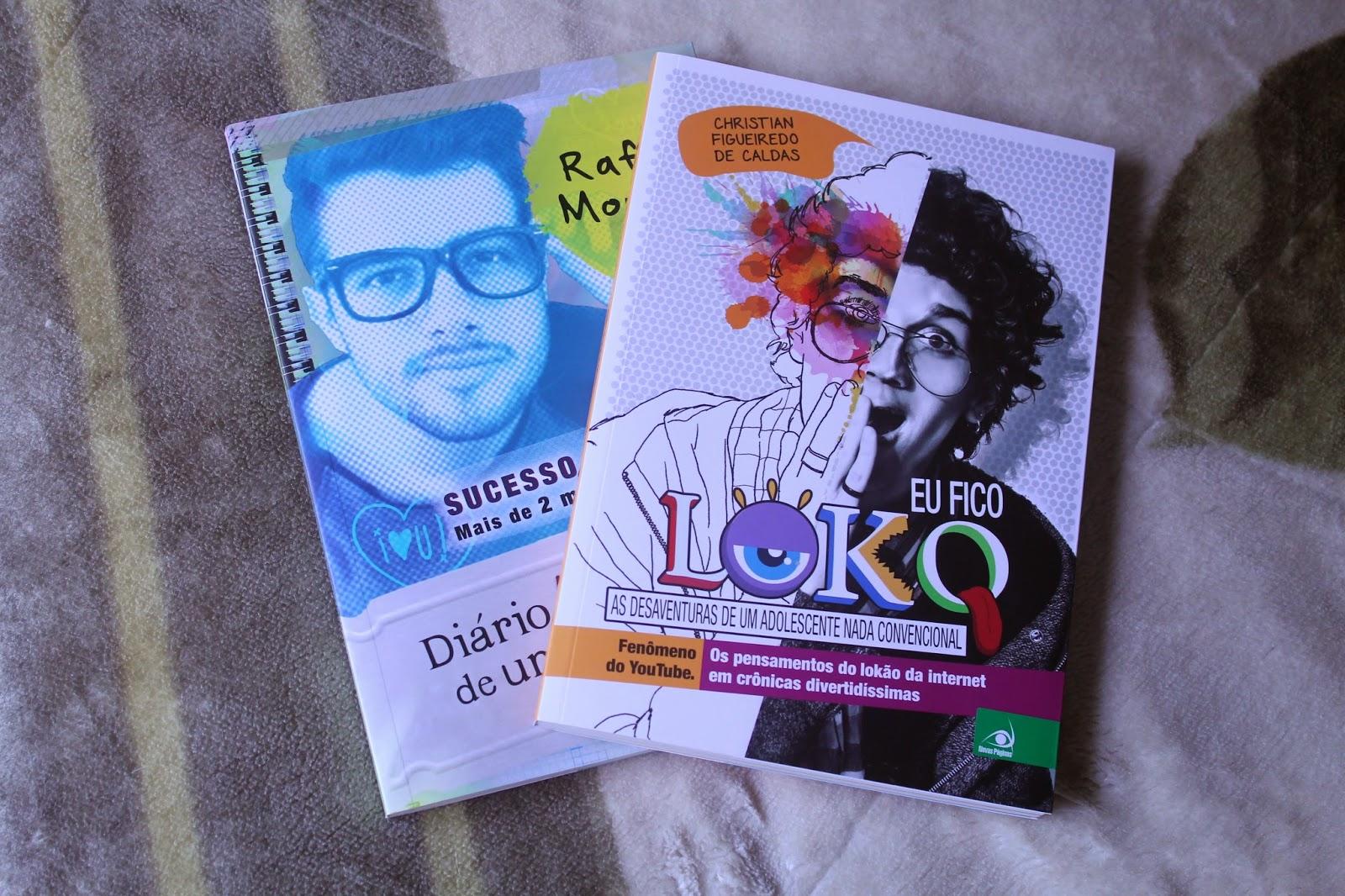 #1452B7 Sorteio duplo: Eu fico loko   Diário de um adolescente apaixonado 1600x1066 px a estante de nine @ bernauer.info Móveis Antigos Novos E Usados Online