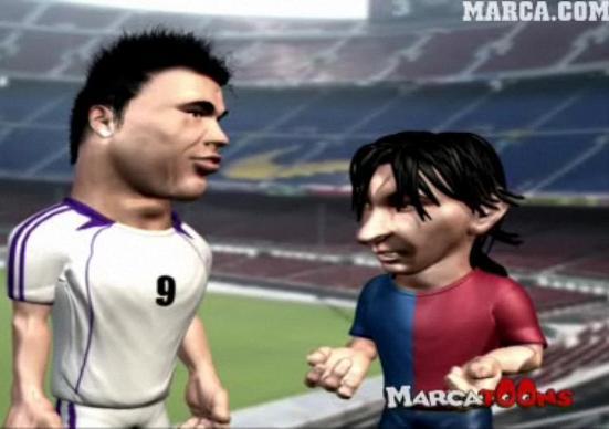 Messi y Cristiano Ronaldo, Balon de Oro