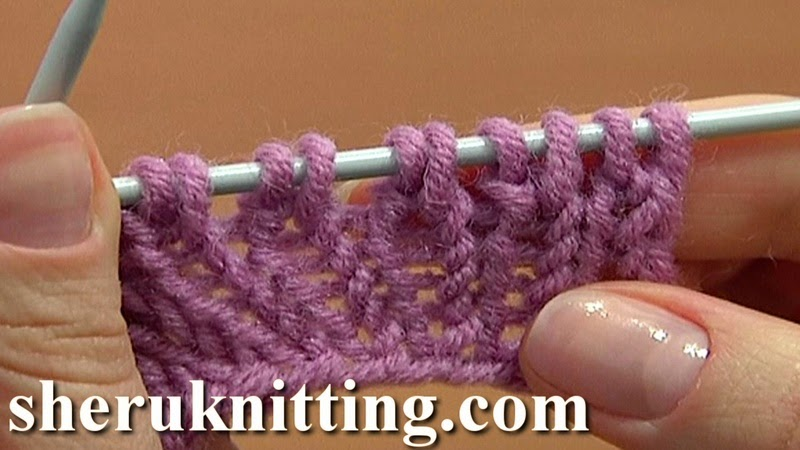 Knitting Increase Stitch At Beginning Of Row : Sheruknitting: ??????? 2014