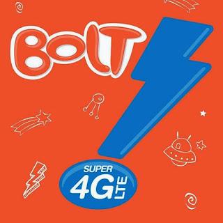 Paket Internet Bolt 4G LTE Kecepatan Full Speed