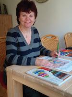Illustratrice Ans van Ispelen