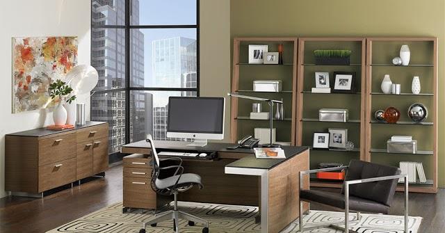 Organisation De Bureau De Travail Id Es D Co Pour Maison Moderne