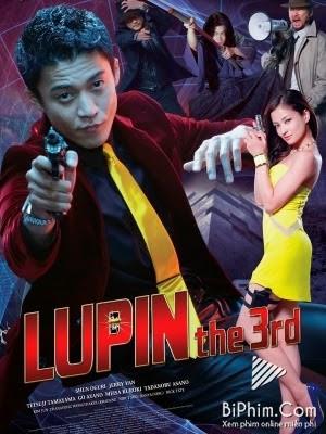 Phim Siêu Đạo Chích Lupin Đệ Tam