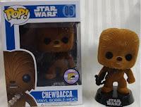 Funko Pop! Chewbacca SDCC 2011