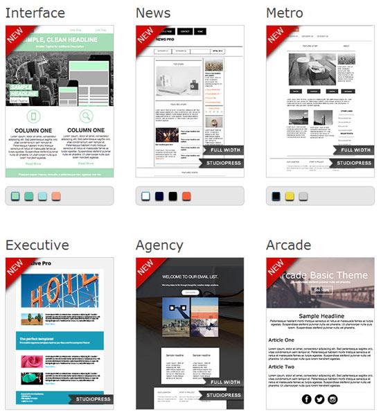AWeber-email-templates