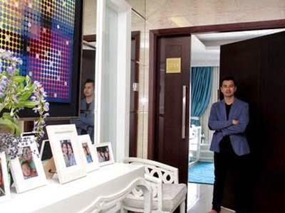Apartemen Raffi Ahmad