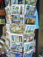 Postales de la ciudad de Pisa