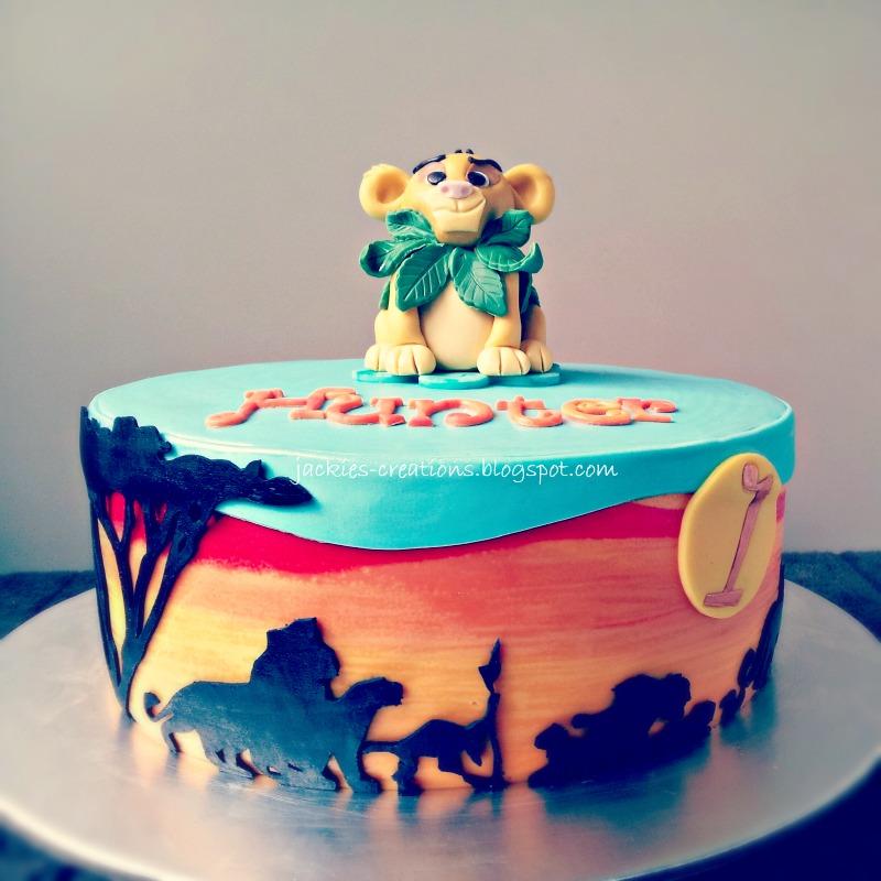 Jackies Creations Happy 1st Birthday Hunter